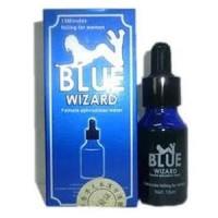 WiZard-Blue OriginaL-OBAT-PENAMBAH-GAIRAH WANITA