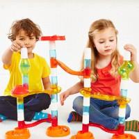(Sale) ELC Toys Marble Madness Deluxe Run/ Mainan ELC Kelereng Tower
