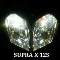LAMPU LED MOTOR SUPRA X 125 (H6 LED + CVDC)