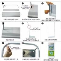 TRIPOD display DOOR FRAME Stand BANNER BESI 1SISI uk 60 x 160