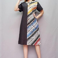 BATIK DRESS WONOGIREN SELING