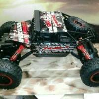 Mainan Remote Control Mobil RC Off Road Rock Crawler NQD