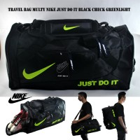 travelbag nike with shoes case tas bola cowok hypervenom