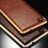 LEATHER SLIDING Xiaomi Mi Note LTE Pro 5.7 bumper back cover case hp