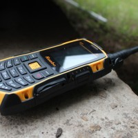 ORIGINAL RUNBO X1 OUTDOOR PHONE BISA WALKIE TALKIE