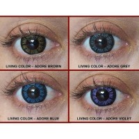 Softlens ADORE By Living Color | Khusus Normal