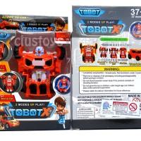 FIGURE MINI TOBOT X TRANSFORMABLE ROBOT 50082DT - BEST SELLER