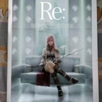 Artbook Art book Final Fantasy Re: Riplai