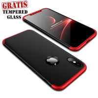 iPhone X Full Cover Armor Baby Skin Matte Hard Case 1280