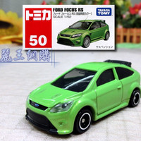 Tomica Reg 50 Ford Focus RS500 (Green)