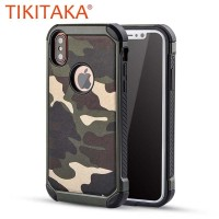 Army case iphone X hard back cover military camo armor neo spigen HP