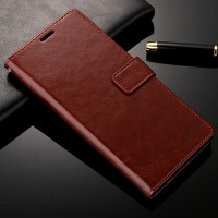 LEATHER FLIP COVER WALLET Samsung Galaxy Note 8 case hp dompet kulit