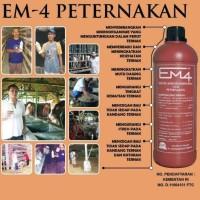 EM4 Peternakan Nutrisi Ternak Kelinci, Sapi dan Kambing