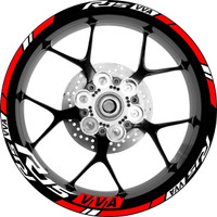 Sticker Velg Motor Wheel Rim Sticker Yamaha YZF R15 VVA uk velg 17 inc