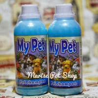 My pets shampo, shampo kucing dan anjing murah isi 500m-