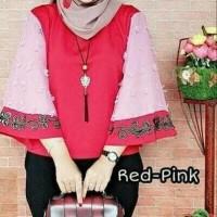 atasan wanita murah,blus muslim,baju hijab,model baru faiha rubi