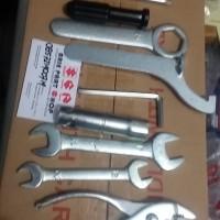Harga toolkit kunci busi inazuma gw 250 original | Pembandingharga.com