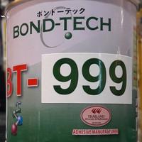 Lem serbaguna/Lem Bond -Tech 999 for kulit,PU,kanvas,PVC,karet, busa