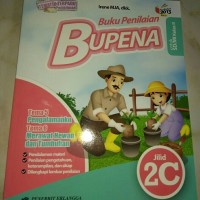 BUPENA KELAS 2C SD PENERBIT ERLANGGA REVISI 2017