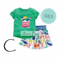 ann bebies green colour