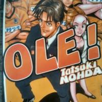Komik bekas Ole! - Tatsuki Nohda 1 - 5 End