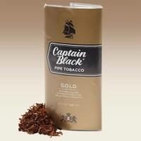 Tembakau Import Captain Black Gold [ Kemasan Pouch ]