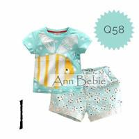 ann bebies fish blue