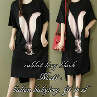 70-Rabbit Bery Black