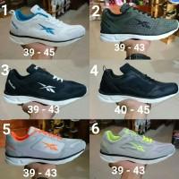 sepatu olahraga reebok size 39-45