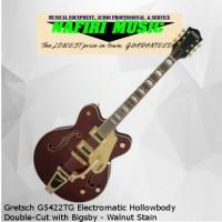 Gretsch G5422TG Electromatic Hollowbody DoubleCut with Bigsby Walnut