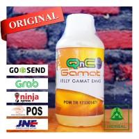 Obat Bisul Tradisional - Abses Kulit   QnC Jelly Gamat Original