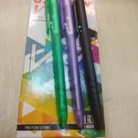 Pen - Snowman - V7 (Per dozen)