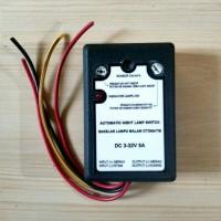 Sakelar/Saklar Lampu Otomatis Siang/Malam Sensor Cahaya 12V (3-32V) DC