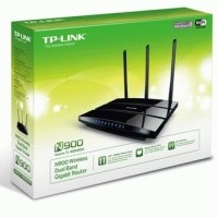 TP LINK TL WDR4900 N900 Wireless Dual Band Gigabit Router T3010