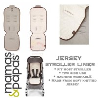 Mamas and Papas Jersey Stroller Liner