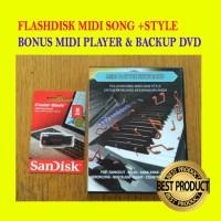 Paket Karaoke fd Midi Song + Style + Backup + Midi Player Update New