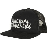 Trucker Hat SUICIDAL TENDENCIES Exlusive Topi pria Murah