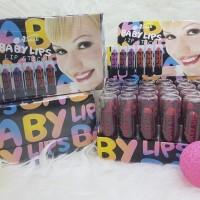 BABY STICK - Kiss Beauty Perfect Match Six-6 Color Lips Lipstick
