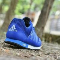 Sepatu Sport Casual Adidas Springblade Unrazor Biru Cerah Pria