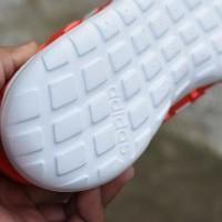 Sepatu Sport Adidas Duramo Lite Running Pria Orange Putih - DR 05