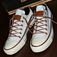 Sepatu Converse Chuck Taylor Classic Premium BNIB / Full Putih / CL 14