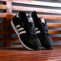 Sepatu Adidas Boston Super Grade Ori / Hitam / sport casual pria
