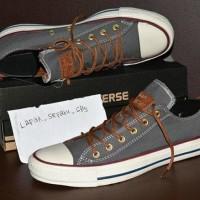 Sepatu Converse Chuck Taylor Classic Premium BNIB / Abu Abu / CL 10