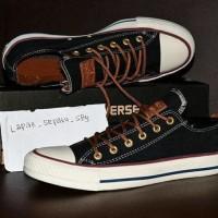 Sepatu Converse Chuck Taylor Classic Premium BNIB / Hitam / CL 11