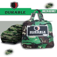 BMW SERI 2 COUPE M235I DURABLE PREMIUM CAR BODY COVER ARMY GREEN