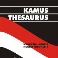 KAMUS THESAURUS