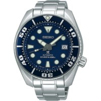 Seiko Prospex SBDC033J1 New Blue Sumo Stainless Steel Bracelet Watch