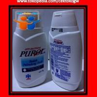 Harga bedak purol biru anti bacterial 90gr www tokopedia com   CekHarga.PW