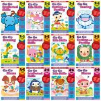 Buku Edukasi Anak Kumon Gakken Workbooks Go Go