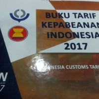 BTKI 2017 BUKU TARIF PABEAN